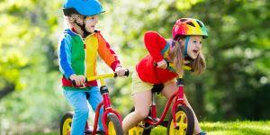 Popularne rowerki biegowe