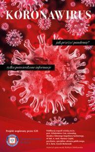 Poradnik Koronawirus - jak przeżyć pandemię