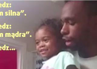poranna rozmowa taty z córką