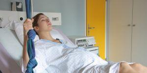 Poród, kobieta w ciąży
