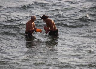 Poród w Morzu Czerwonym