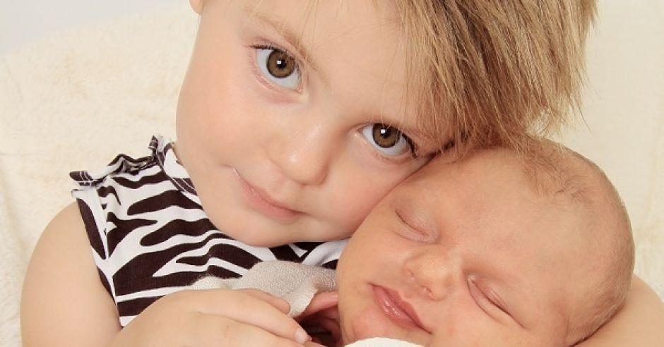 poród w obecności dziecka