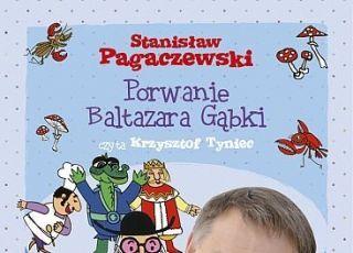 Porwanie Baltazara Gąbki, audiobook, audiobook dla dzieci