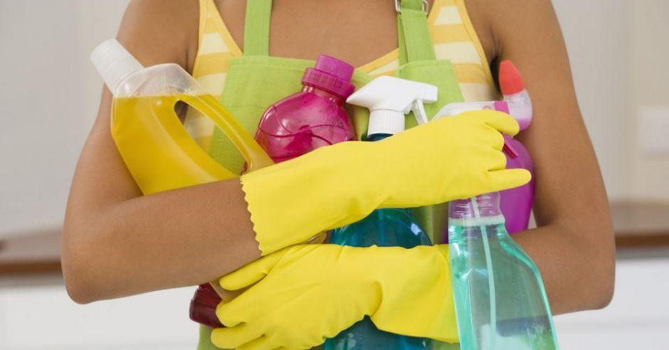 porządki, środki czystości, sprzątanie