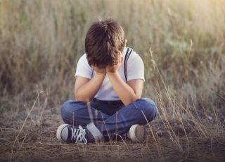 Porzucony chłopiec