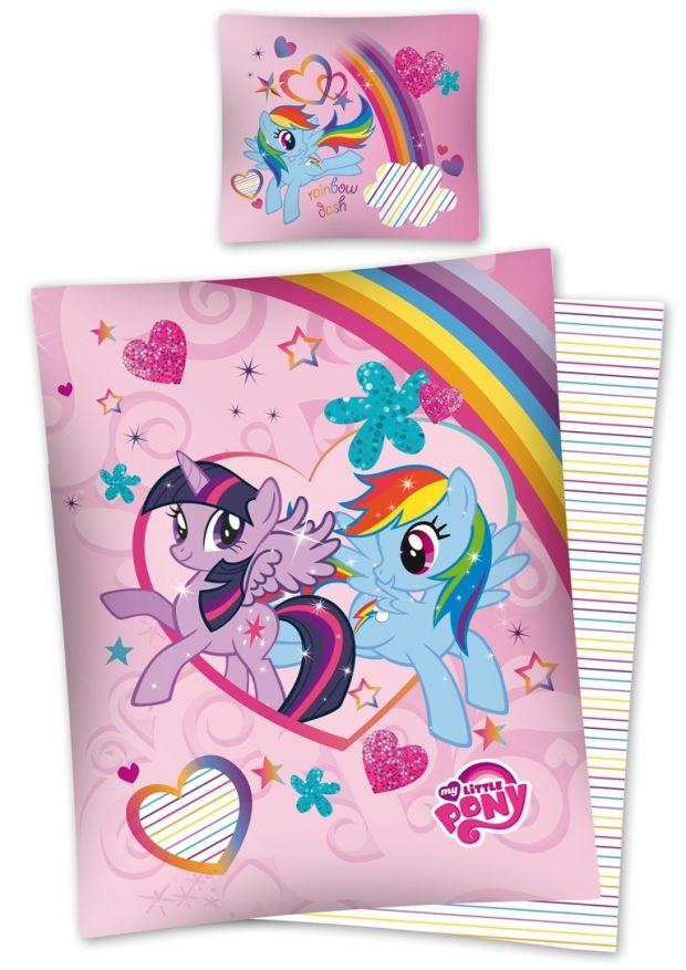 Pościel dziecięca licencyjna 160x200 My Little Pony kucyki 85zł slodkiesny.pl.jpg