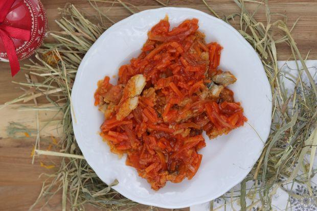 Potrawa wigilijna: ryba po grecku