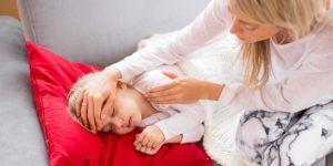 powikłania po grypie u dzieci, zapalenie płuc u dzieci