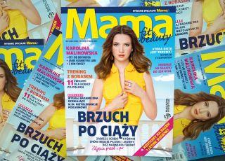 powrót do formy, fitness, mama, Karolina Malinowska