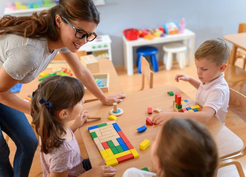 Powrót dzieci do żłobków i przedszkoli