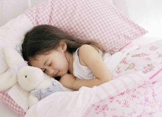 Powrót nocnego moczenia u dzieci