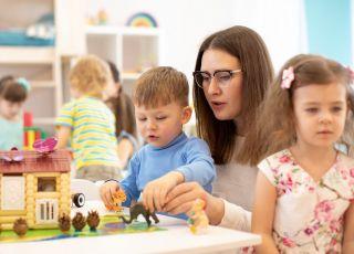 Te zachowania przedszkolaka wskazują na sukces zawodowy w przyszłości (lub jego brak)
