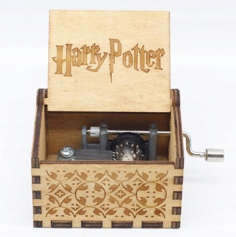 pozytywka Harry Potter
