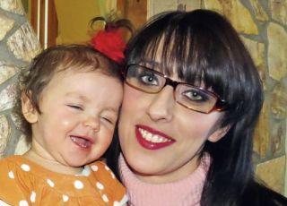 Prawdziwe historie: Ania z córeczką