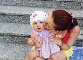 Prawdziwe historie: Ewelina Malik z dzieckiem