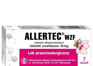 Preparaty łagodzące skutki ukąszeń – dla alergika