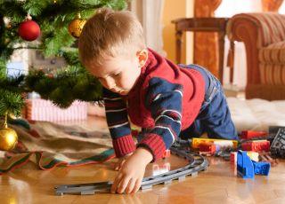 Prezent dla 3-latka chłopca