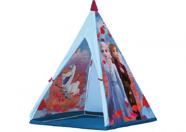 prezent dla 3-letniej dziewczynki - namiot tipi
