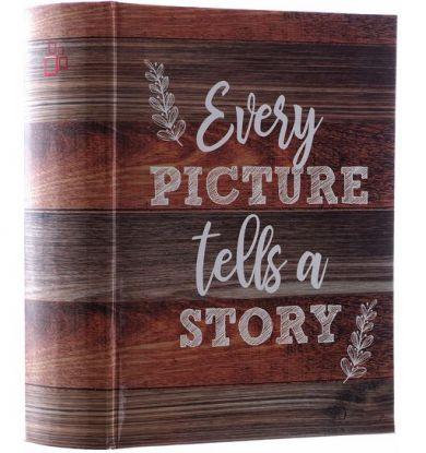 Album na 300 zdjęć - prezent dla babci