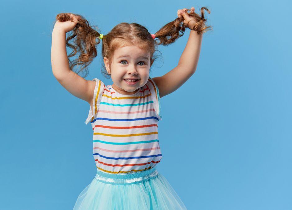 prezent dla dwuletniej dziewczynki