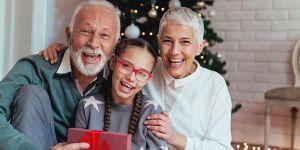prezent dla dziadków na święta