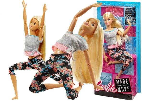 prezent dla dziewczynki Barbie
