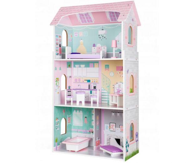 prezent dla dziewczynki domek dla lalek
