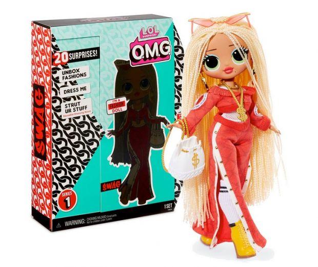 prezent dla dziewczynki LOL Surprise