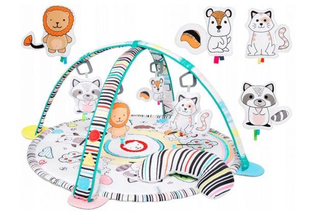 prezent dla noworodka mata edukacyjna