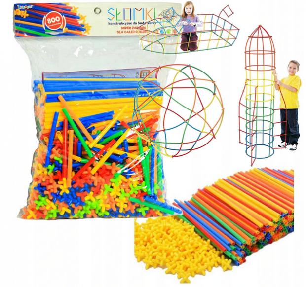 prezent dla pięciolatka klocki konstrukcyjne