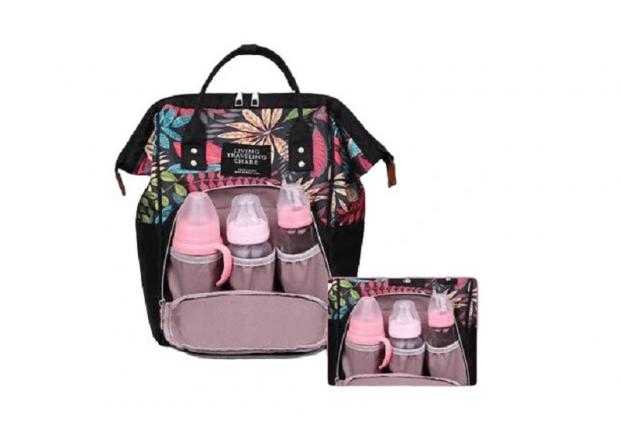 prezent dla przyszłej mamy - torba-plecak