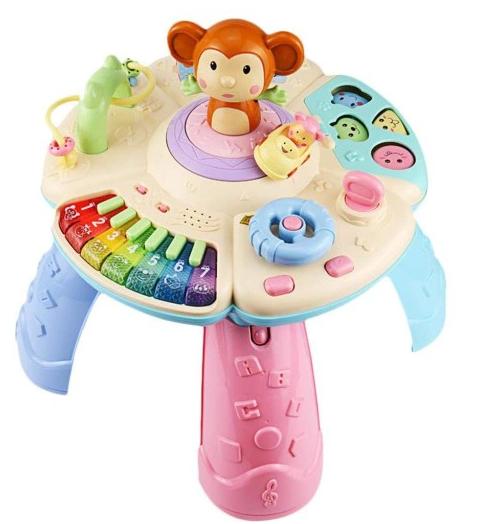 prezent dla rocznej dziewczynki interaktywny stolik