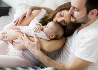 prezent dla żony po porodzie