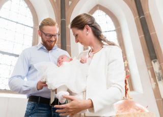 prezent na chrzest dla chłopca