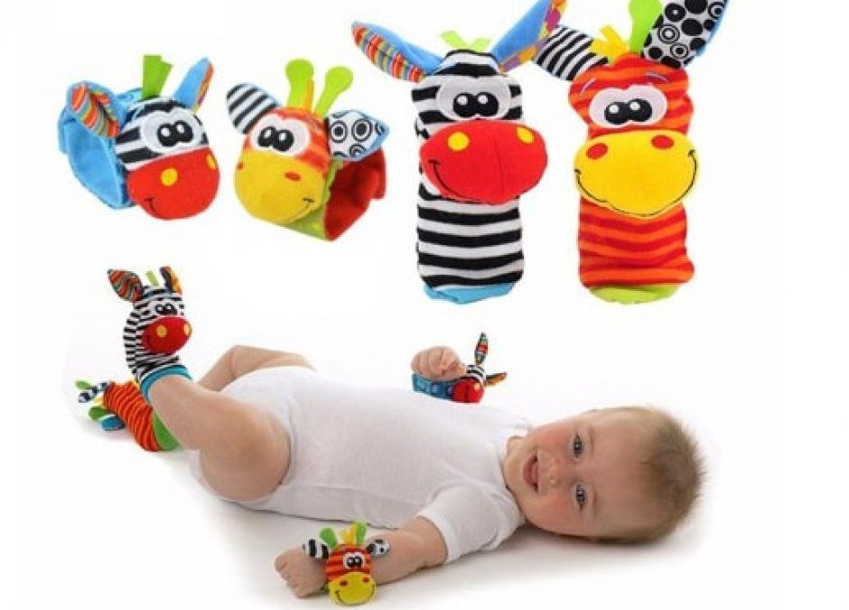 prezent na dzień dziecka skarpetki i opaski