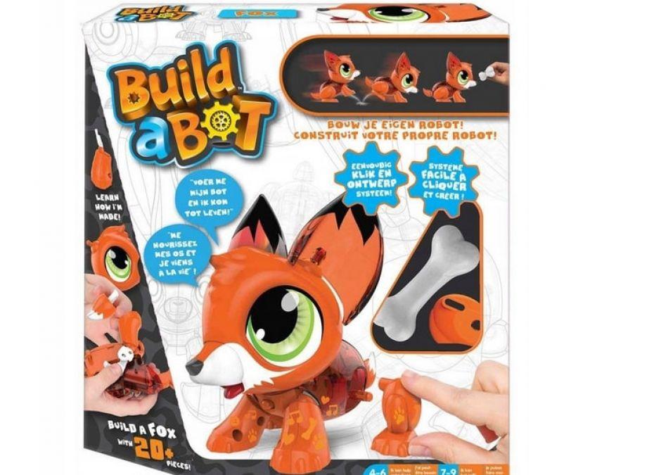 prezent na dzień dziecka zbuduj robota