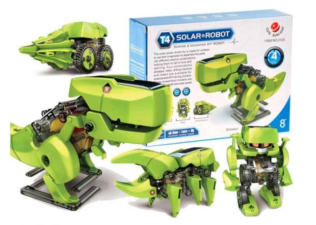 prezent na mikołajki dla dzieci robot