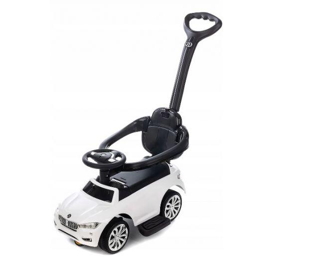 prezent na roczek dla chłopca chodzik jeździdło BMW