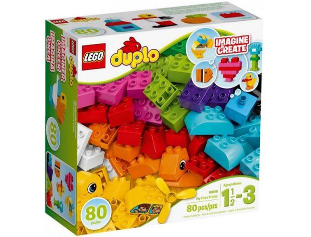prezent na roczek dla chłopca Lego Duplo