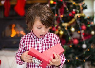 Prezent na święta dla czterolatka
