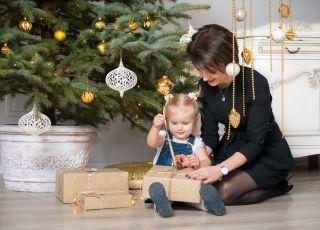 prezent na święta dla dzieci