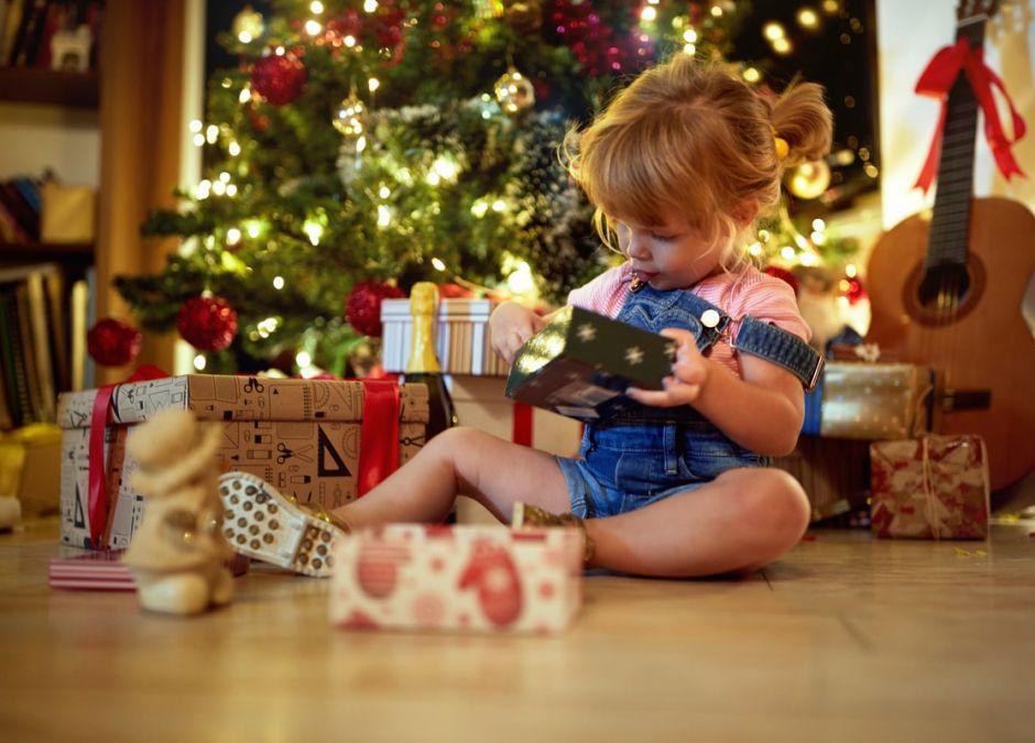 prezenty choinkowe dla dziecka