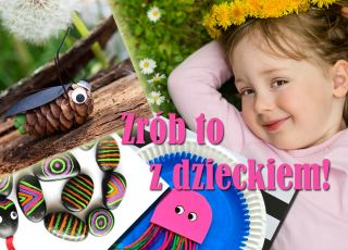 prezenty dla dziecka DIY