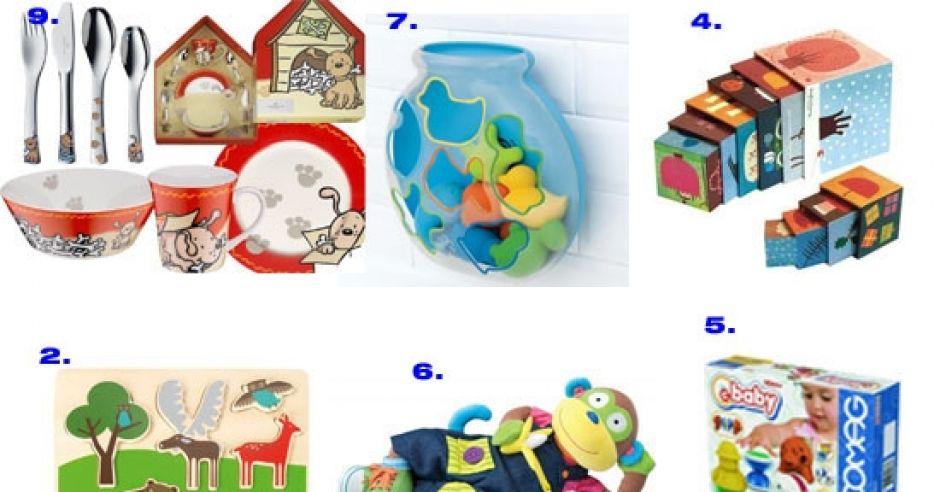 Prezent Na Roczek Propozycje Zabawek Na Roczek Mamotojapl