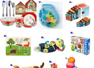 prezenty na roczek, zabawki