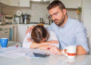 problemy finansowe w małżeństwie