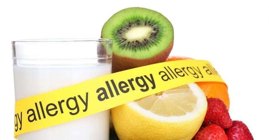 Produkty alergizujące, alergia, pokarmy