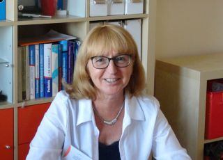 prof. Ewa Pańkowska, diabetolog