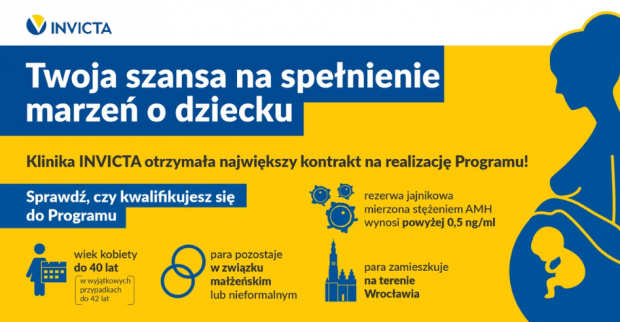 program dofinasowania in vitro we Wrcocławiu