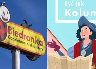 Promocje do szkoły w Biedronce